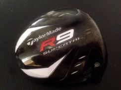 IGT GOLF - NICE TaylorMade R9 SUPERTRI Driver HEAD