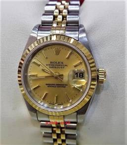 Rolex 79173 Ladies Champagne Dial Automatic