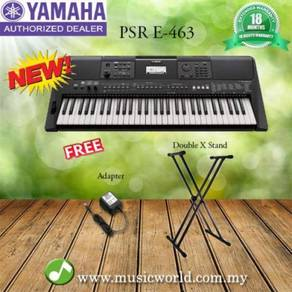 Yamaha psr-e463 61 keys portable keyboard
