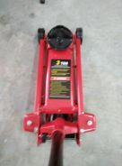 Floor Jack 2.5 Ton (Heavy Duty)