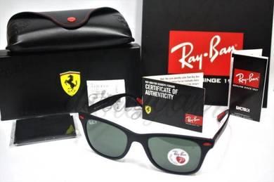Original Ray Ban Ferrari Liteforce RB4195MF