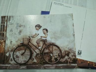 Penang Postcard