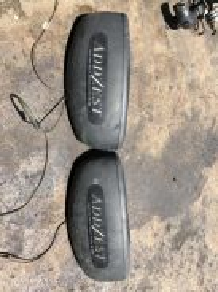 Addzest R-424 3 way speaker bantal berlampu