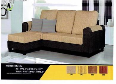 Set sofa 813-3L bb