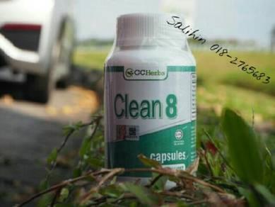 CLEAN8 Kurus lepas raya (Perak)
