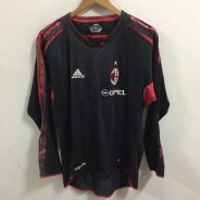 AC Milan Opel Training Jersey Size L