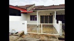 Single storey for sale nearby taman song choon