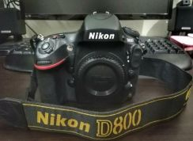 Nikon D800 Camera Body Only