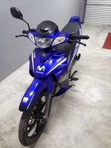 Yamaha 125zr movistar