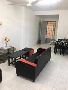 Gated Guarded Taman Pelangi Apartment Ayer Keroh Bukit Beruang Melaka
