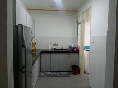 Bilik Sewa Single/Share Presint 17 Putrajaya (masuk bil utiliti)