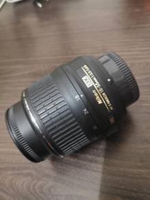 Nikon kit lens 18-55