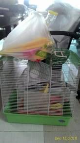 Hamster Cage Big & Small