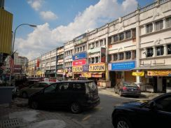 Sri Rampai 3 Storey Shop Lot Setapak KL City 20x70 FREEHOLD