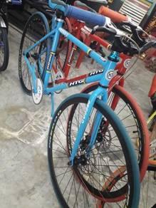 Bicycle FIXIE (disc brake)
