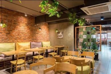3 stories Café in Subang Jaya