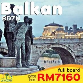 Balkan Series Tour 2019