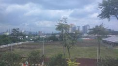 Cheap! Commercial Land for rent, good location beside main road