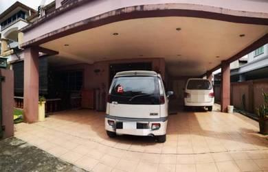 Double Storey Semi Detached located at Taman Sri Borneo