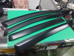 Doorvisor hitam honda STREAM RSZ japan