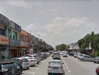 Taman Johor Jaya (Jalan Dedap) Plentong JB Double Storey Terrace S