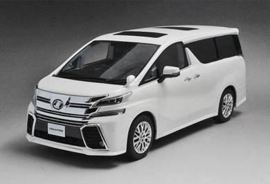 Toyota 1:18 VELLFIRE 3.5ZA G car toy model