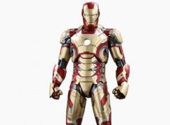 Deluxe Mark XLII Iron Man 1/4 Hot Toys