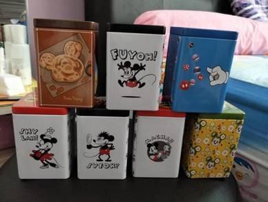 Go Local Mickey Mini Tins 7 Eleven