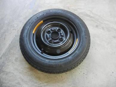 Perodua Viva Tyre