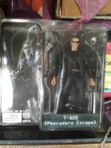 Neca Terminator 2 complete sets.