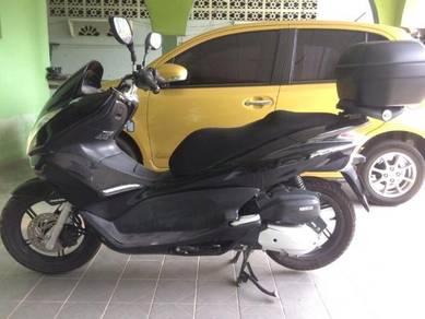 Honda pcx150 automatic cantik