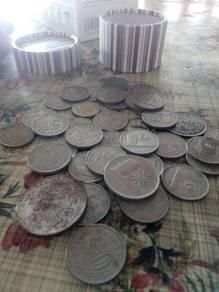 Jualan syiling lama 1 pcs rm50