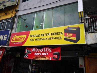Ns40 bateri kereta car battery ns60 ns70 Din100l