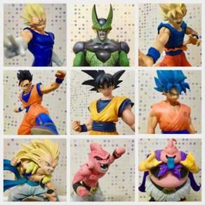 Dragon Ball Z Figurines