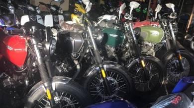 2019 ready stock brixton OLD SCHOOL bike