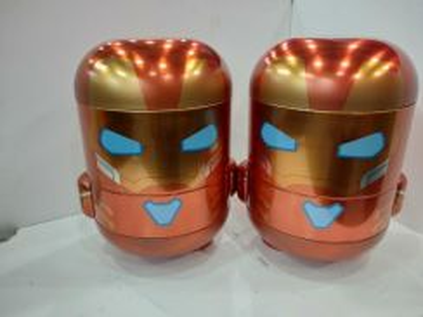 Avengers Endgames: Iron Man Metal Container