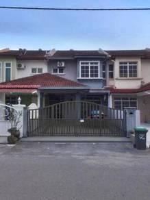 Bandar LAGUNA MERBOK 2 storey terrace house sale sungai petani kedah