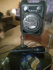 Portable super base speaker