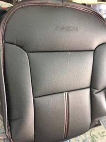 Perodua Bezza Semi Leather seat cover