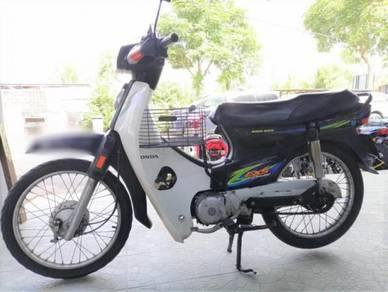 Honda ex5 fi untuk dilepaskan tahun 2007 !!!