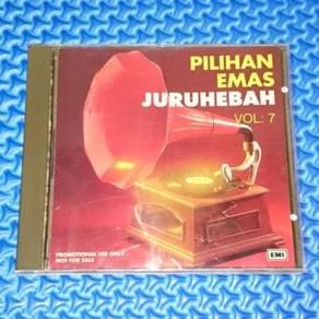 VA - Pilihan Emas Juruhebah Vol. 7 [1993] Audio CD