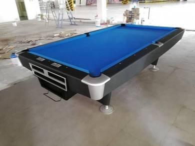 9ft Pool Table - Refurbished