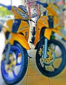 YAMAHA 125ZR 2010 STANDARD™