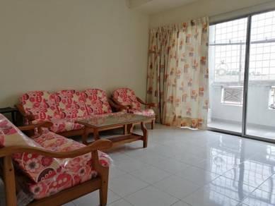Taman Asean Apartment Near Town Melaka