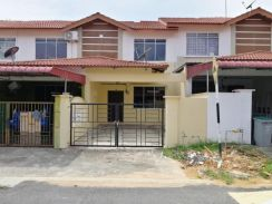 Pasir gudang jalan serindit double storey -full loan