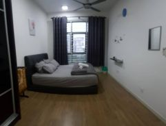 Room fully finished at casa green Bukit Jalil Near LRT for rent