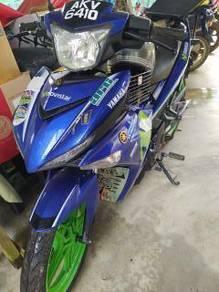 Yamaha Y15 untuk dilepaskan