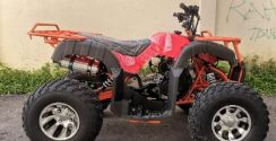 ATV Storm 200 Paka - Kerteh - Kijal