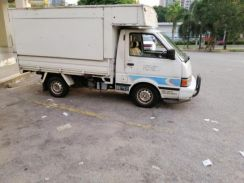 Nissan Vanette Chassis cab