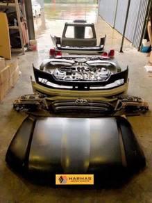 Toyota Land cruiser FJ200 Facelift convert 2018
